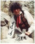 Tom Baker (Doctor Who) - Genuine Signed Autograph 6962